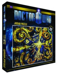 dr who puzzle