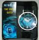 boxed quartz watch with tardis