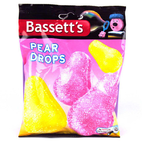 BASSETTS PEAR DROPS