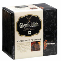 Walkers Rich Fruit Pudding with Glenfiddich Whisky