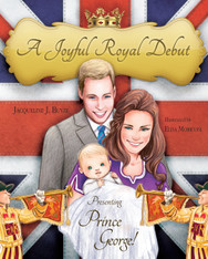 royal baby book