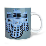 Doctor Who Daleks Exterminate Giant Mug