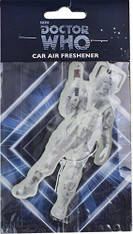 Doctor Who Cyberman Air Freshener Car 50th Anniversary