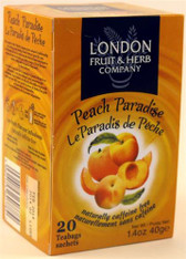 London Fruit & Herb Peach Paradise Tea 20 Tbag
