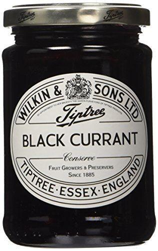 tiptree blackcurrant jams