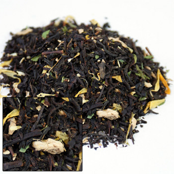 ginger pear black tea