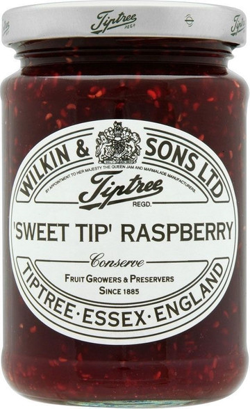 Wilkin & Son Tiptree Sweet tip raspberry jam