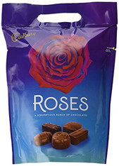 Cadbury Milk Chocolate Roses Pouch