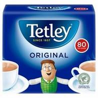 Tetley Tea Original 80s