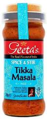 Geeta's Spice & Stir Tikka Masala Mild 350g