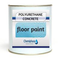 Polyurethane Concrete Floor Paint - 5 Litres