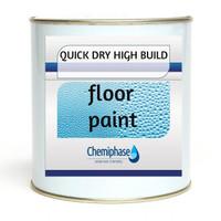 Quick Dry High Build Floor Paint - 5 Litres