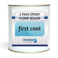 2 Pack Epoxy Floor Sealer (First Coat) - 5 Litres