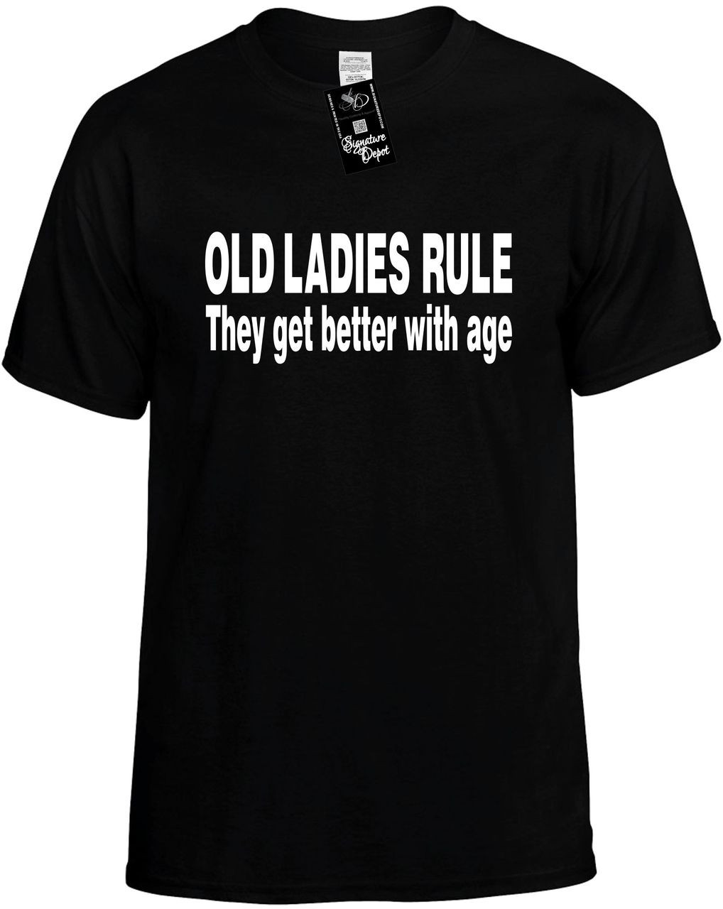 Ladies V-neck Really T-Shirt Humor Gift Funny Tee T Shirt Short Sleeve