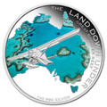 2014 $1 Land Down Under Great Barrier Reef 1oz Silver Proof