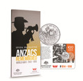2015 WWI Anzacs Remembered 20c Coin Collection