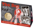 2008 $5 Al. Br Uncirculated Coin- 100th Anniversary of Sir Donald Bradman's birth