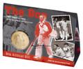 2008 $5 Al. Br Uncirculated Coin- 100th Anniversary of Sir Donald Bradman's birth