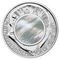 2015 $1 Australian Mother of Pearl 1oz Silver Proof