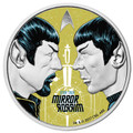 2017 $1 Star Trek Mirror Mirror 1oz Silver Proof