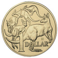 Melbourne Money Expo 2018 $1 Mob of Roos M Privymark Al-Br Uncirculated Coin