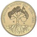 Australia's Convict Era 2018 $1 Rascals and Ratbags 'M' Counterstamp Al-Br Uncirculated Coin
