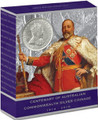 2010 Centenary of Australian Commonwealth Silver Coinage 1910-2010 1oz Silver Coin