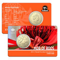 Sydney Money Expo 2019 $1 Mob of Roos Waratah Privymark Al-Br Unc Coin
