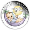 Newborn 2020 50c 1/2oz Silver Proof Coin