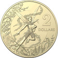 Tooth Fairy 2020 $2 Uncirculated Coin