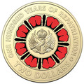 A Hundred Years of Repatriation 2019 $2 C Mintmark Al-Br Uncirculated Coin