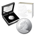 $1 2019 6th Portrait Silver Proof