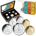 2016 50th Anniversary Decimal Currency Changeover - Proof Coin Set Collection