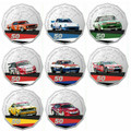 2020 60 Years of Supercars  8 x 50c Coin Set no Tin