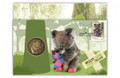 2010 Wildlife Caring: Rescue to Release Stamp and Medallion Cover Ltd Ed