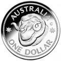 2011 $1 Fine Silver Proof 'C' Mintmark Coin – Ram's Head Dollar