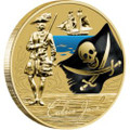 2011 YOUNG COLLECTORS CALICO JACK $1  UNC COIN