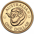 2011 Melbourne ANDA - Ram's Head Dollar