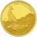 2013  Kangaroo Series – Explorers' First Sightings:$10 Gold Proof Coin