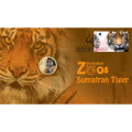2012 Australian Zoos - Sumatran Tiger PNC