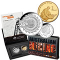 2013 Two Coin Proof Year Sets: Australian Mining