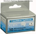 Lighthouse Coin Capsules -- 21.5mm: Box of 10