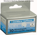 Lighthouse Coin Capsules -- 22.5mm: Box of 10