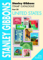 Stanley Gibbons Stamp Catalogue UNITED STATES 6th Ed 2005