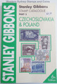 Stanley Gibbons Stamp Catalogue CZECHOSLOVAKIA and POLAND 6th Ed 2002
