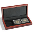Lighthouse VOLTERRA Coin Case for 3 QUADRUM