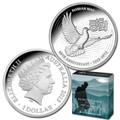 2013 $1 Korean War 60th Anniversary Silver Proof