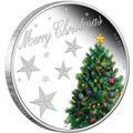 2013 50c Christmas 1/2oz Silver Proof