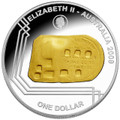 2009 1852 Adelaide Assay Office Gold Ingot (Subsciption Coin) $5.00 Below issue Price