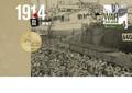 2014 $1 ANZAC Declaration Of WWI PNC